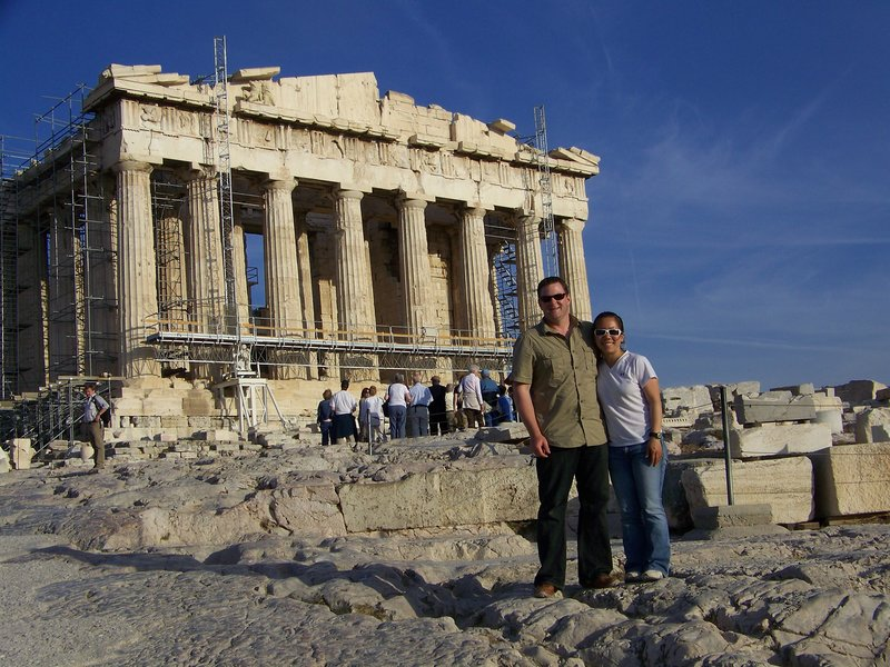 Jeffrey & Iris - Parthenon