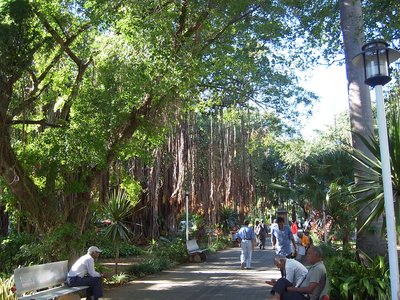 Public Park, Port Louis,