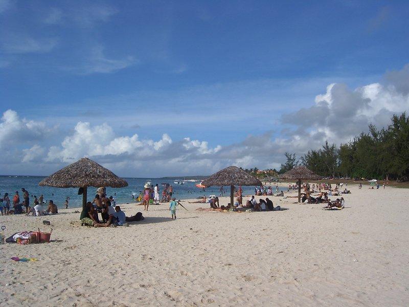 beach Flic en Flac