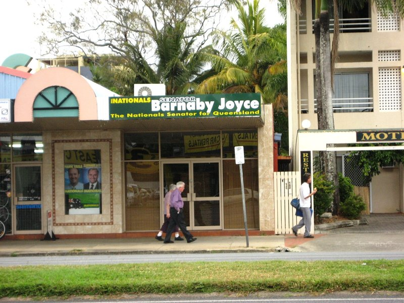 Barnaby's office