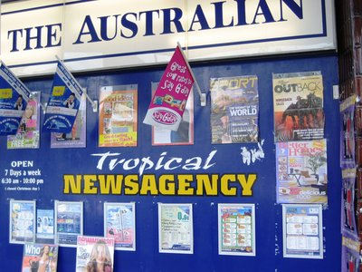 Newsagents - open till late