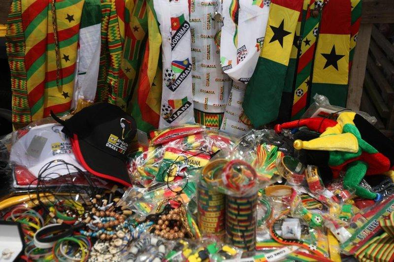 Africa Cup Gear