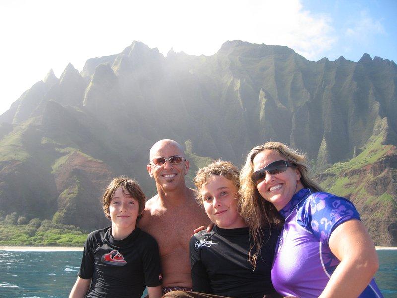 Napali Coast of Kauai