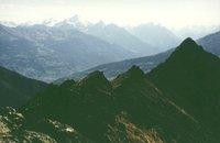 Valle d'Aosta (AO), Valpelline, Col du Breuson, Italy