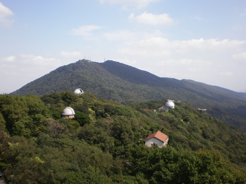 Observatory on Purple Mountain