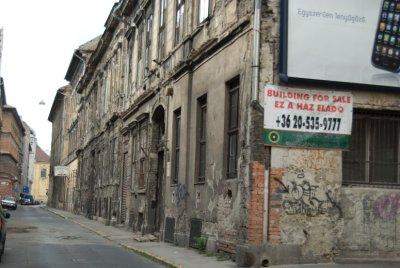 Down this street hides a Ruin Bar!