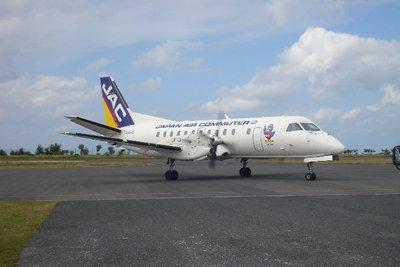 Saab 340B of JAC