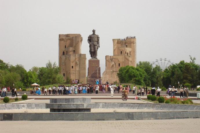 Shahrisabz