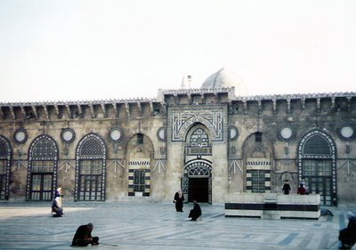 Jami&#39;a Zakariyyeh in Aleppo