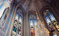 Inside of Matthias Church