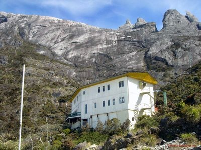 Laban Rata Rest House