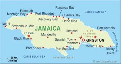 Jamaica_map