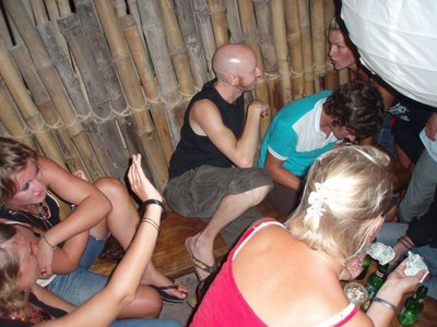 Bocas del Toro - party, party, party