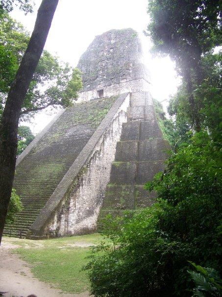 Tikal 1 (Carolyn Sidles)