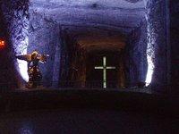 Zipaquira - soola katedraal