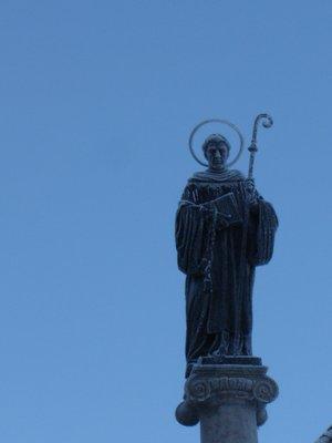 cemetary saint
