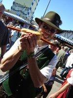 1/2m long hotdog!