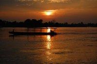 Sunset on the Mekong, Don Det
