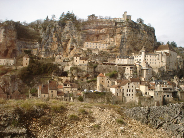 Rocamador falaise