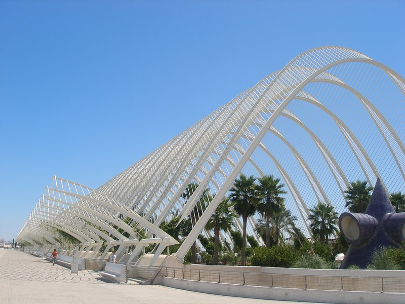 City of arts and Science, Valencia