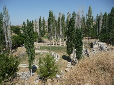 At Aphrodisias
