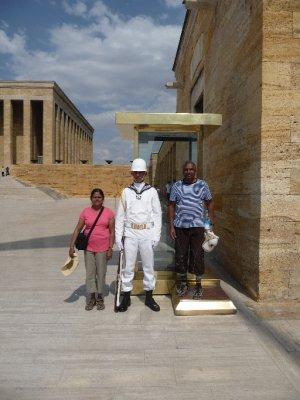 Attaturk Mausoleum