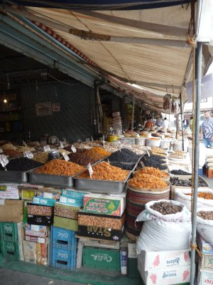 The market in Hisar
