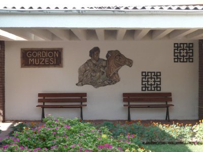 The museum at Gordion