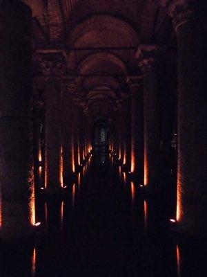 Basillica Cistern