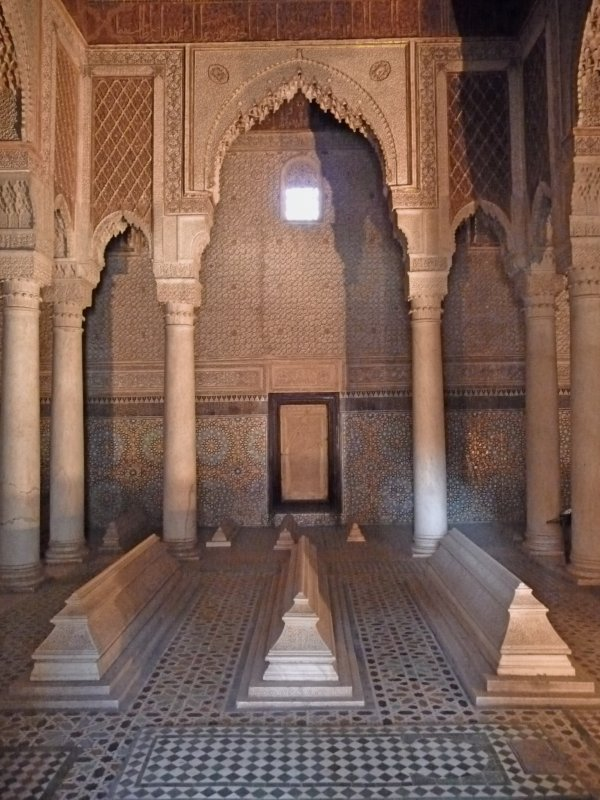 Saadien Tombs