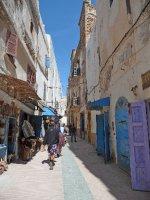 Alleys of the medina