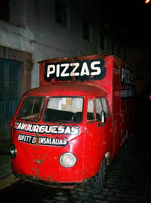 cuzco pizza wagon
