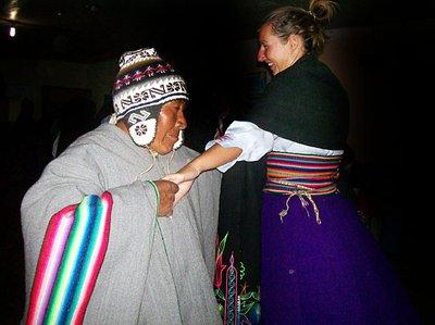sarah hepolito dancing