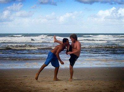 itacare steve capoeira