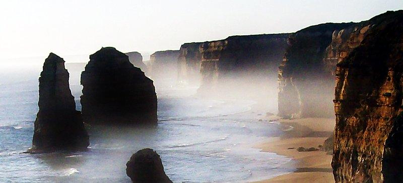 12 apostles victoria ocean drive