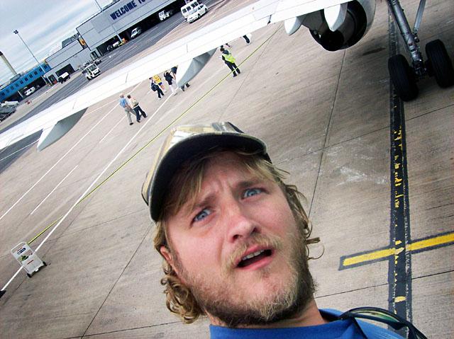belfast arrive airport
