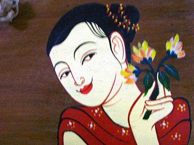 Huay Xai random painting
