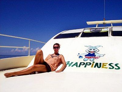 lipe sarah boat happiness