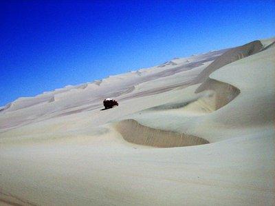 Ica desert buggy