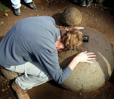 bellybutton stone sarah