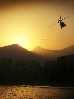 RIO ARPOADOR SUNSET