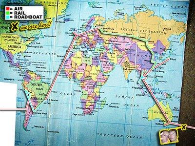 steve sarah rtw route map2