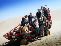 Ica desert buggy team