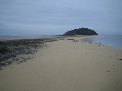 Langford Beach - Whitsundays