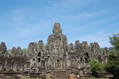 Bayon Temple, Cambodia