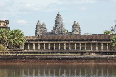 Angkor Watt Temple, Cambodia