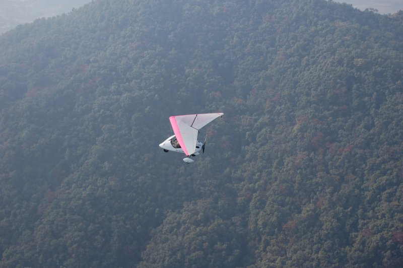 Ultralight Motored Gliders