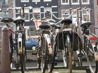 Bicis en Amsterdam