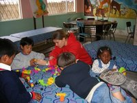 Volunteering Quito
