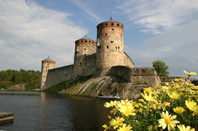 The Olavinlinna Castle